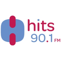 Logo of radio station HITS FM 90.1