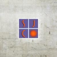 Logo of radio station KSJE San Juan College