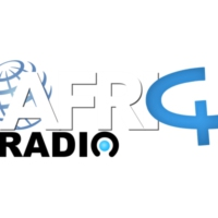 Logo of radio station Afri4