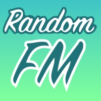 Logo of radio station Random FM