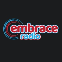 Logo of radio station Embrace Radio