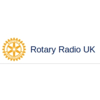 Logo of radio station Rotary Radio UK