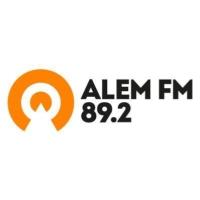 Logo of radio station Radyo Alem FM