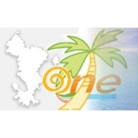 Logo of radio station Mayotte One