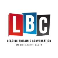 Logo of radio station LBC News 97.3 FM