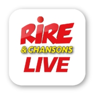 Logo of radio station Rire et Chansons Live
