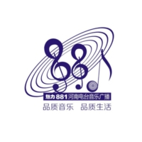 Logo of radio station 魅力881·河南音乐广播 - Charm 881 Music Radio