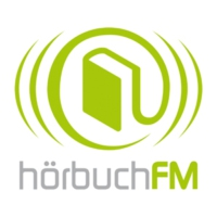Logo of radio station Hörbuch FM