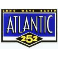 Logo of radio station Atlantic 252 Tribute