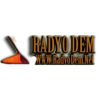 Logo of radio station Dem Radyo