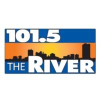 Logo of radio station WRVF 101.5 The River