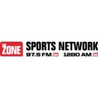 Logo of radio station KZNS 1280 AM