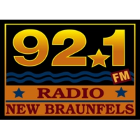 Logo of radio station KNBT Radio New Braunfels 92.1 FM