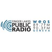Logo of radio station WEOS Finger Lakes Public Radio