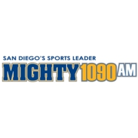 Logo of radio station XEPRS The Mighty 1090
