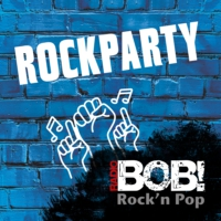 Logo of radio station RADIO BOB! Rockparty