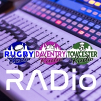 Logo de la radio Rugby And Daventry RADio