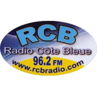 Logo of radio station RCB 96.2 FM