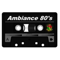 Logo of radio station Ambiance 80
