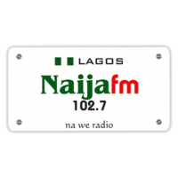 Logo of radio station Naija Fm 102.7