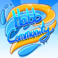 Logo of radio station HabbCommunity