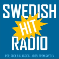 Logo of radio station Swedish Hit Radio