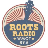 Logo of radio station WMOT 89.5