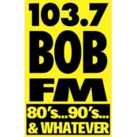 Logo of radio station CJPT 103.7 Bob FM