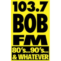 Logo of radio station CJPT 103.7 Bob FM