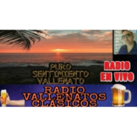 Logo of radio station RADIO VALLENATOS CLÁSICOS