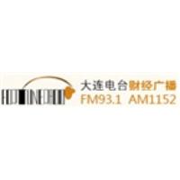 Logo of radio station Dalian Radio - Fortune 93.1