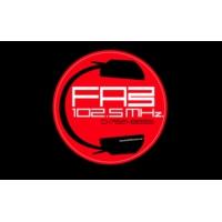 Logo of radio station Fab Radio 102.5