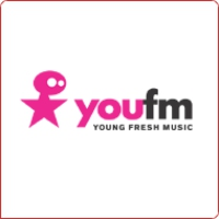 Logo of radio station You FM Just Music