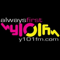 Logo of radio station Y101fm