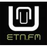 Logo of radio station ETN 2