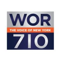 Logo of radio station WOR 710