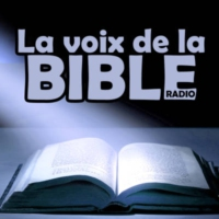 Logo of radio station La voix de la Bible