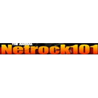 Logo of radio station Netrock101