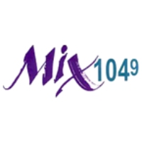 Logo of radio station WBXX Mix 104.9