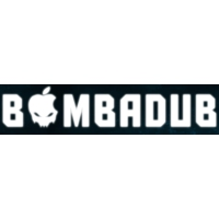 Logo of radio station BOMBADUB