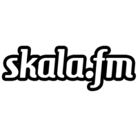 Logo of radio station Skala FM