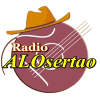 Logo of radio station Radio Alo Sertao Sertaneja
