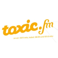 Logo of radio station Toxic FM