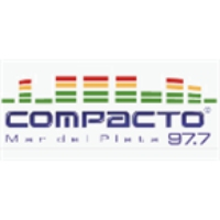 Logo of radio station FM Compacto 97.7