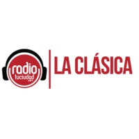 Logo of radio station La Clásica