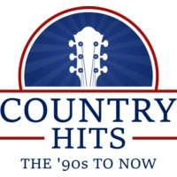 Logo de la radio Country Hits