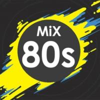 Logo of radio station 80s MiX
