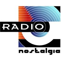 Logo of radio station Radio Nostalgia Amsterdam