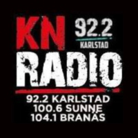 Logo of radio station KN Radio