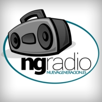 Logo of radio station NG Radio 104.4FM Málaga